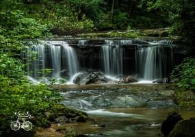 below pearson falls