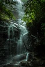 Shunkawauken Falls nc