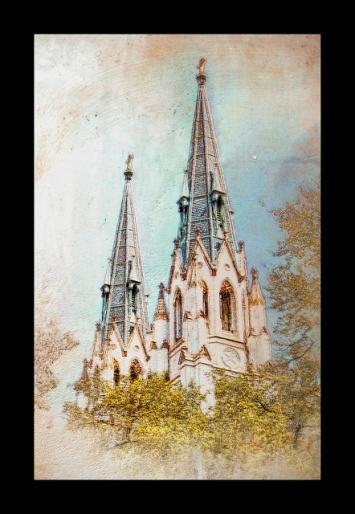 cathedral of saint john the baptist savannah georgia