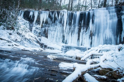 Grassy Creek Falls Little Switzerland NC