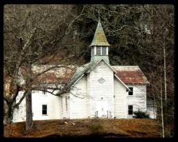 Carr's Hill Baptist Church, Brevard, North Carolina