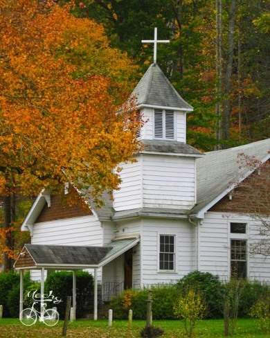Davis Chapel Church, Candler, NC