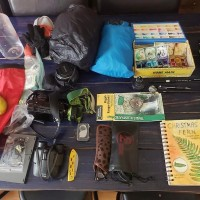 What is in my daybag